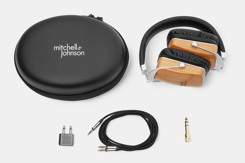 Mitchell & Johnson MJ2 Headphones