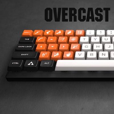 DSA Overcast
