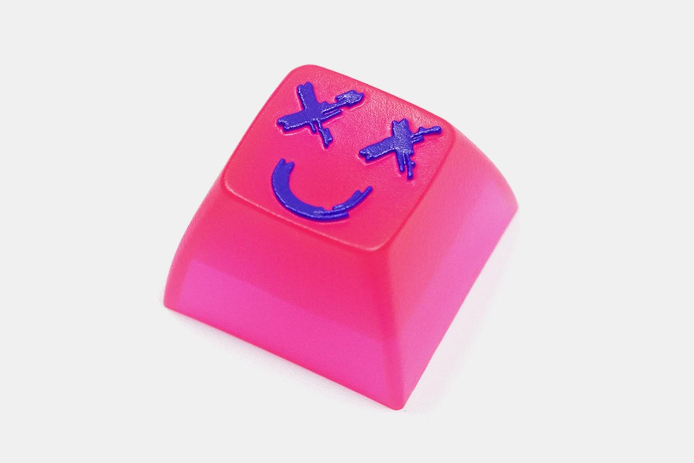MiTo x Hot Keys Project Bucket Head - Laser Pink - SA R4