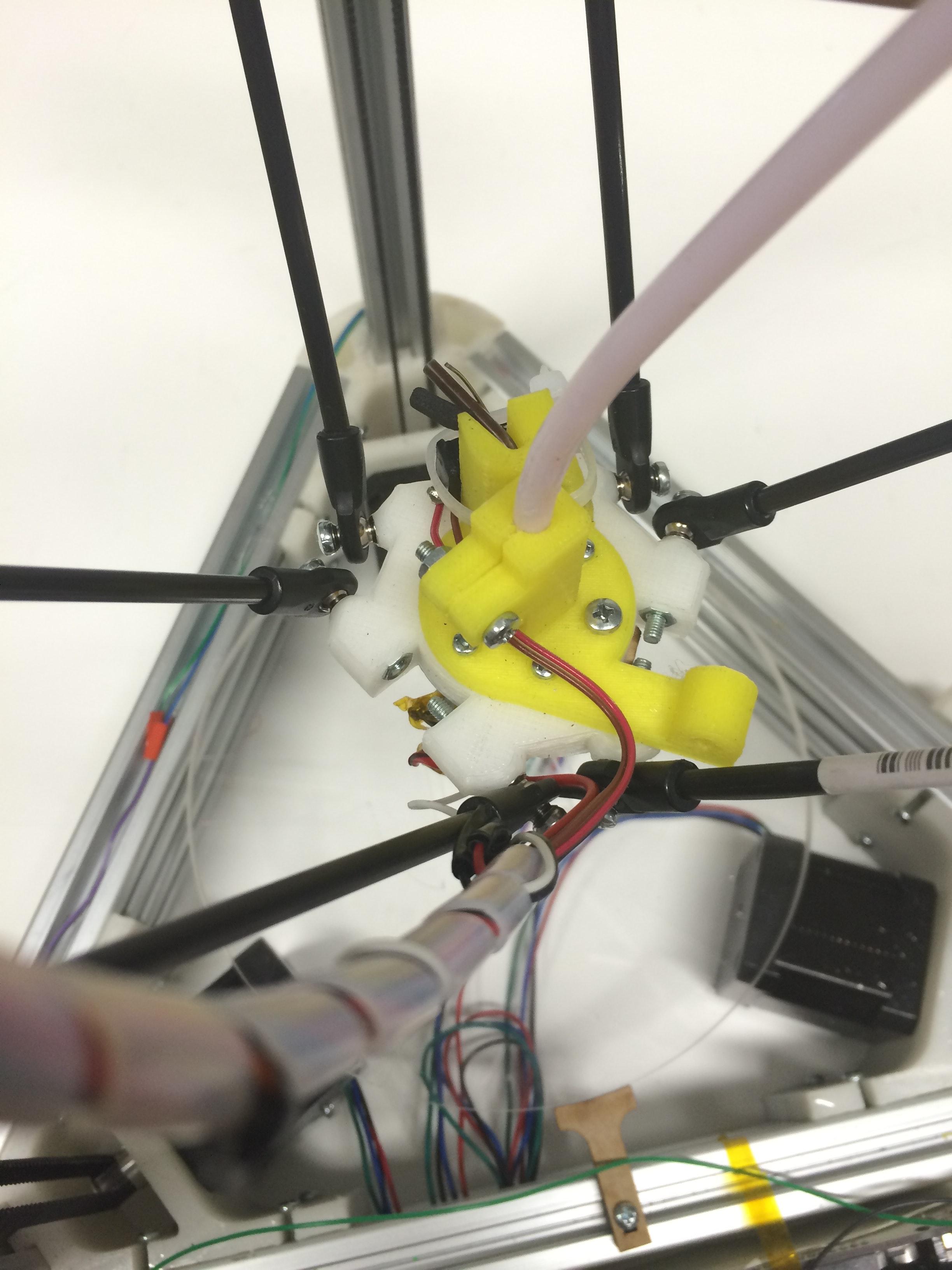 Mixshop Mini Kossel 3D Printer Kit