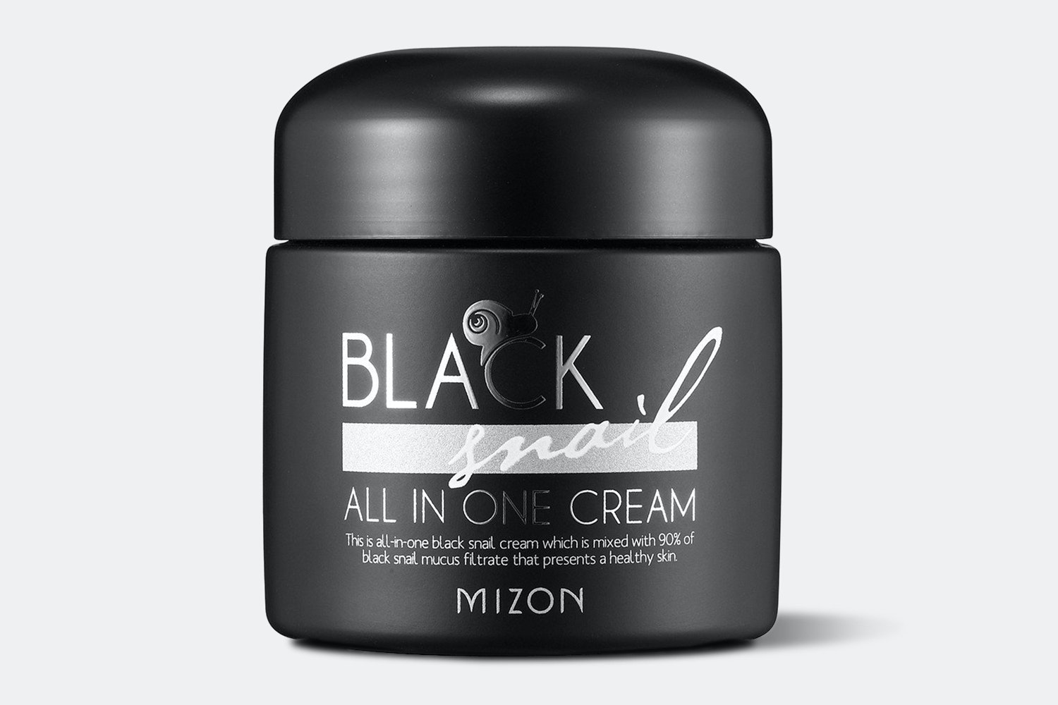 Mizon Black Snail All-in-One Cream (2-Pack)