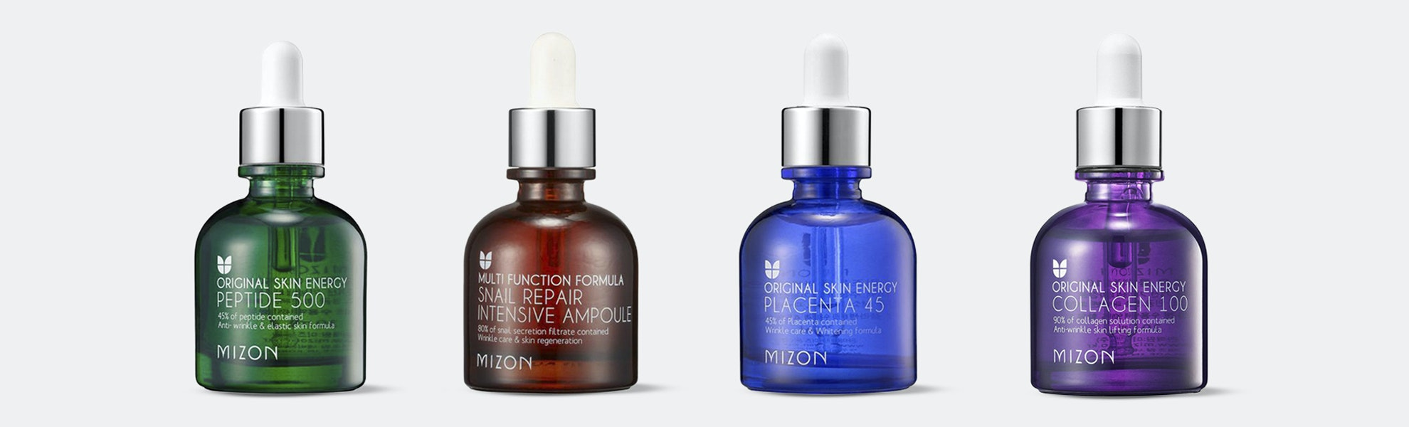 Mizon Original Skin Energy 30mL  Serums  (Pick-2)