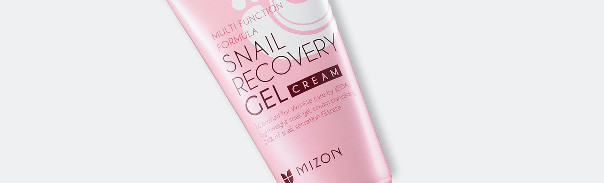 Mizon Snail Recovery Gel Cream (2-Pack)
