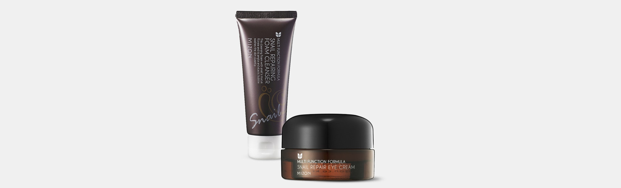 Mizon Snail Repair Eye Cream & Cleanser Set