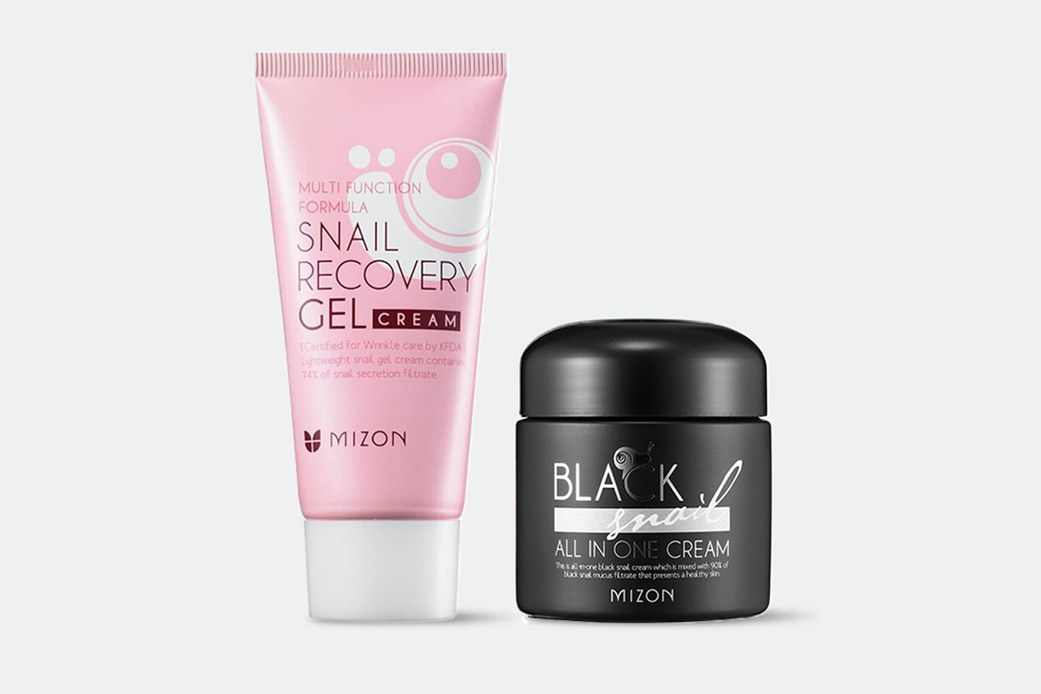Mizon Ultimate Snail Cream Set