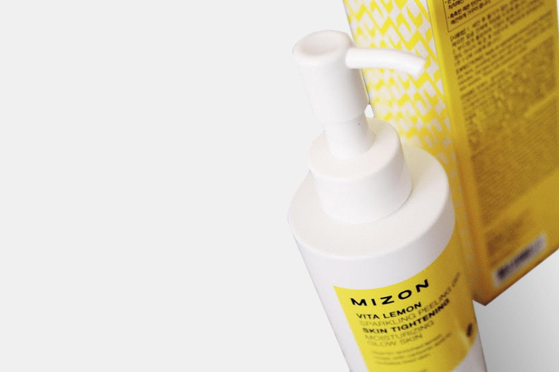 MizonVita Lemon Sparkling Peeling Gel