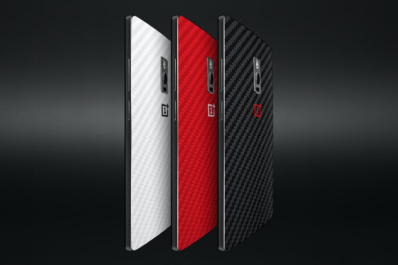 dbrand x MKBHD Carbon Fiber Smartphone Skins (3-PK)