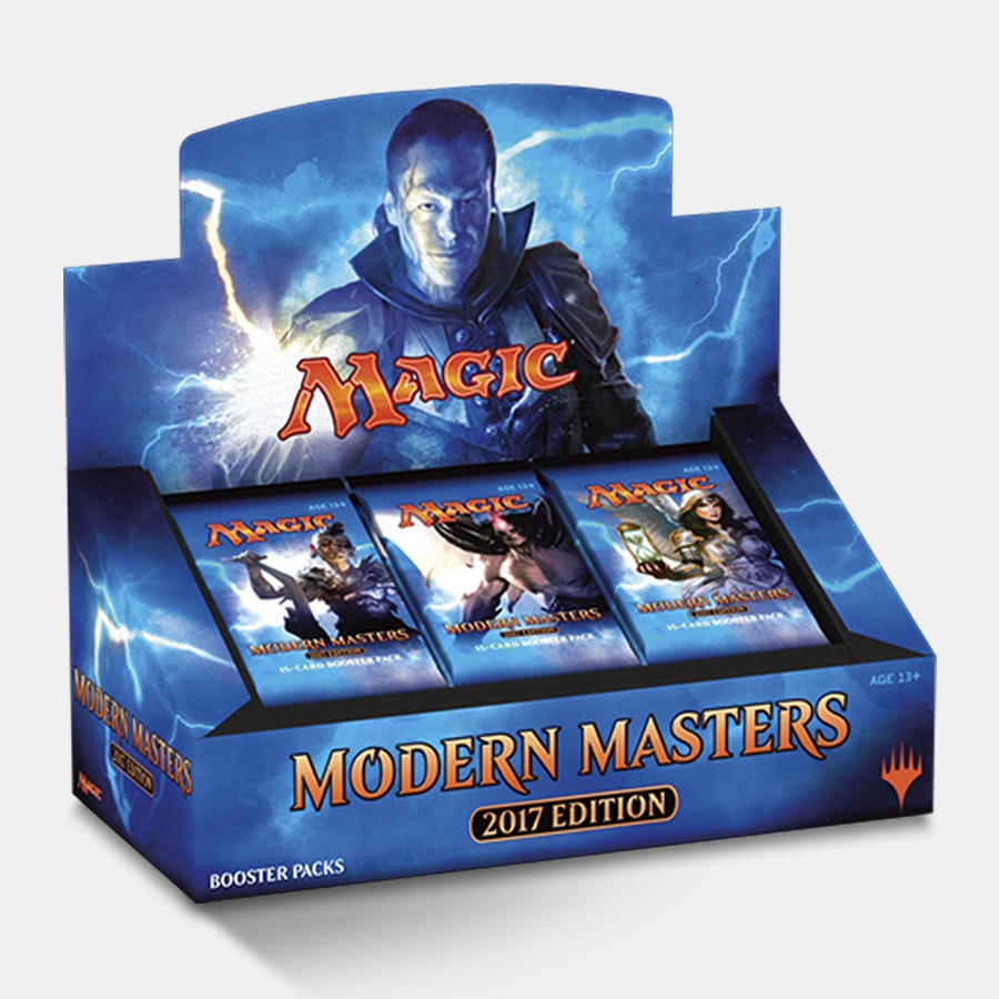 Modern Masters 2017 Booster Box (Preorder III)