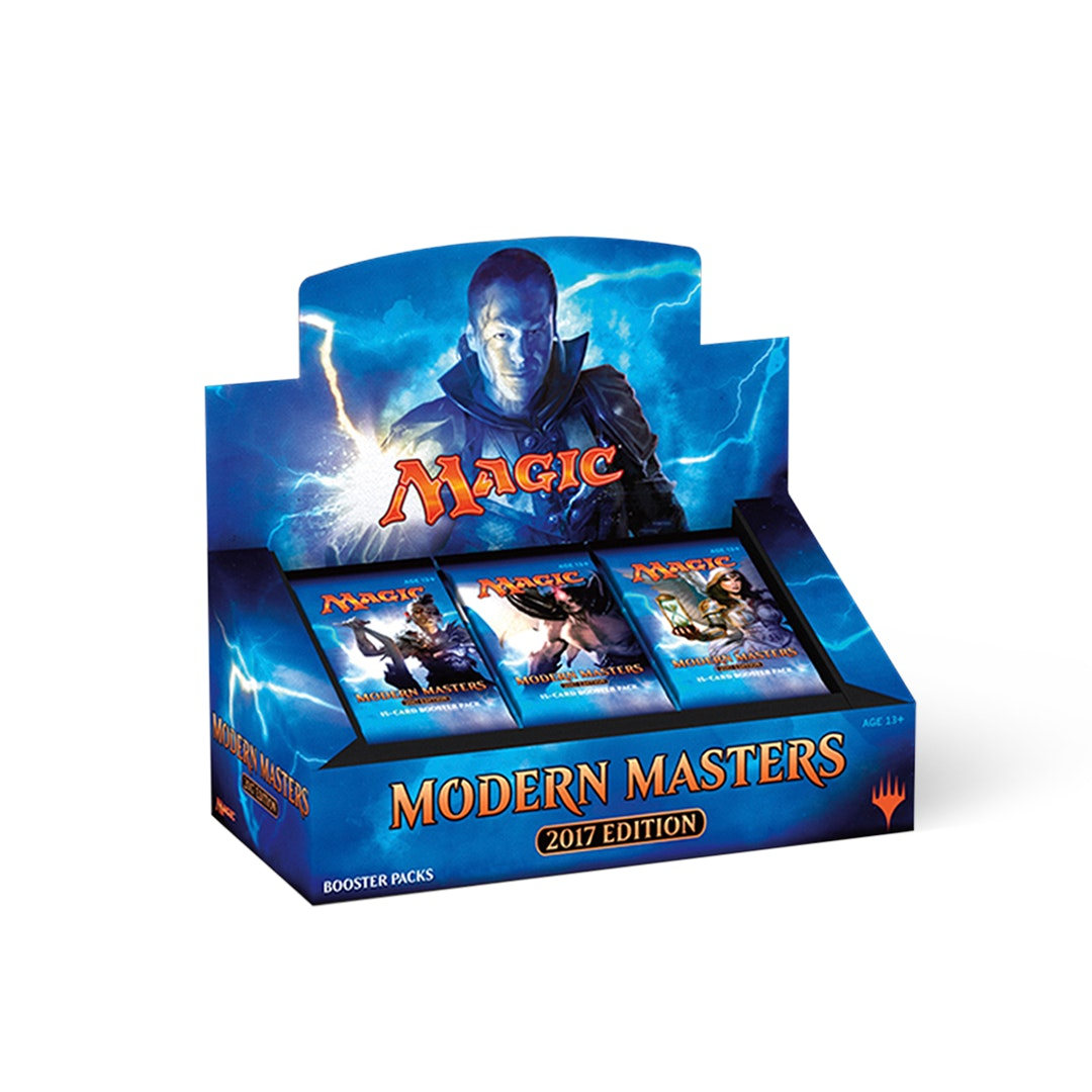 not a repack! Modern Masters 2015 MTG Booster Packs