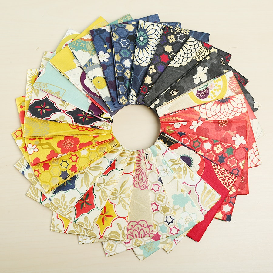 Modern Movement by Quilt Gate Fat Quarter Bundle