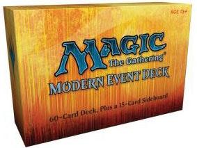 Modern Event Deck Commander Bundle