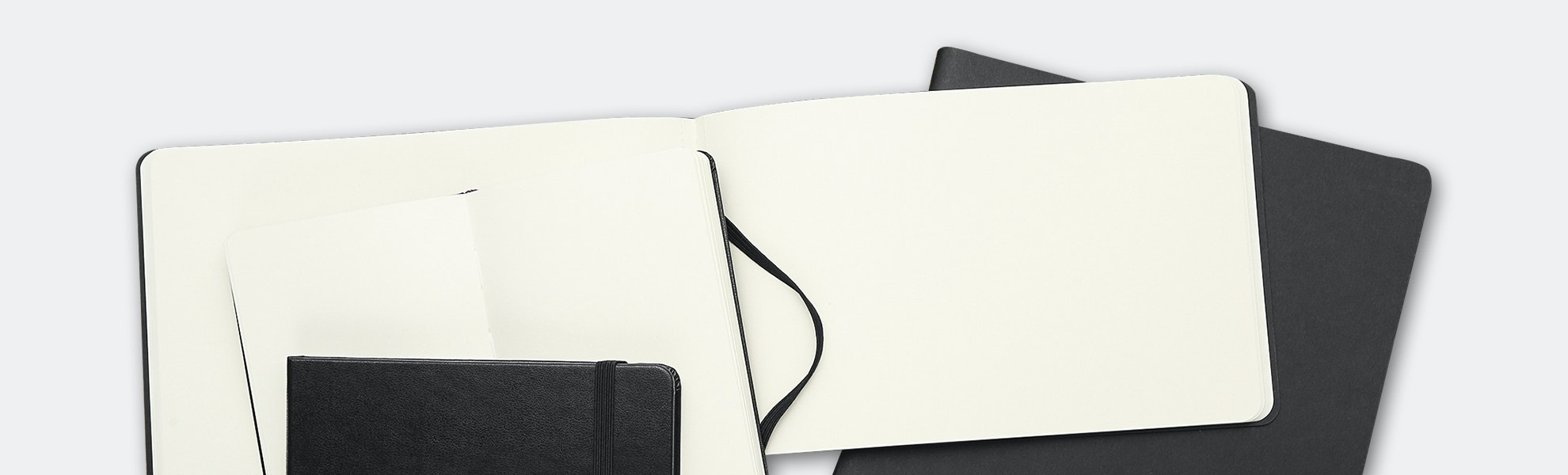 Moleskine Art Plus Sketch Album (2-Pack)