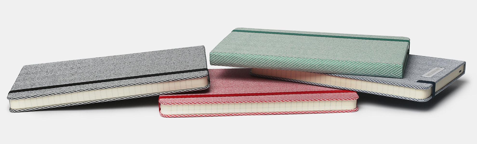 Moleskine Blend Large Notebooks (2-Pack)