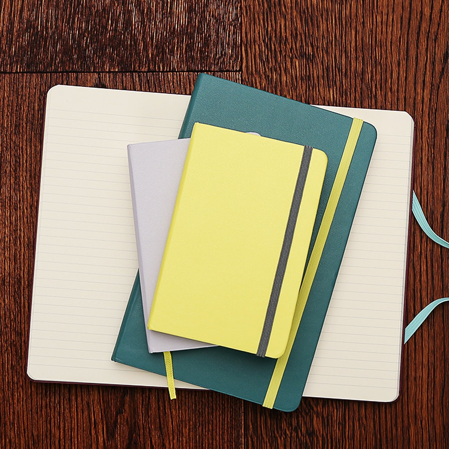 Moleskine Contrast Collection Notebook Set