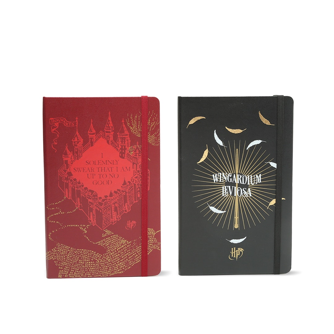 Moleskine Harry Potter Notebook Bundle