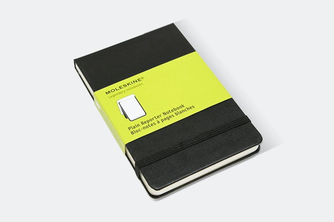 Moleskine Large Notebook (2-Pack)