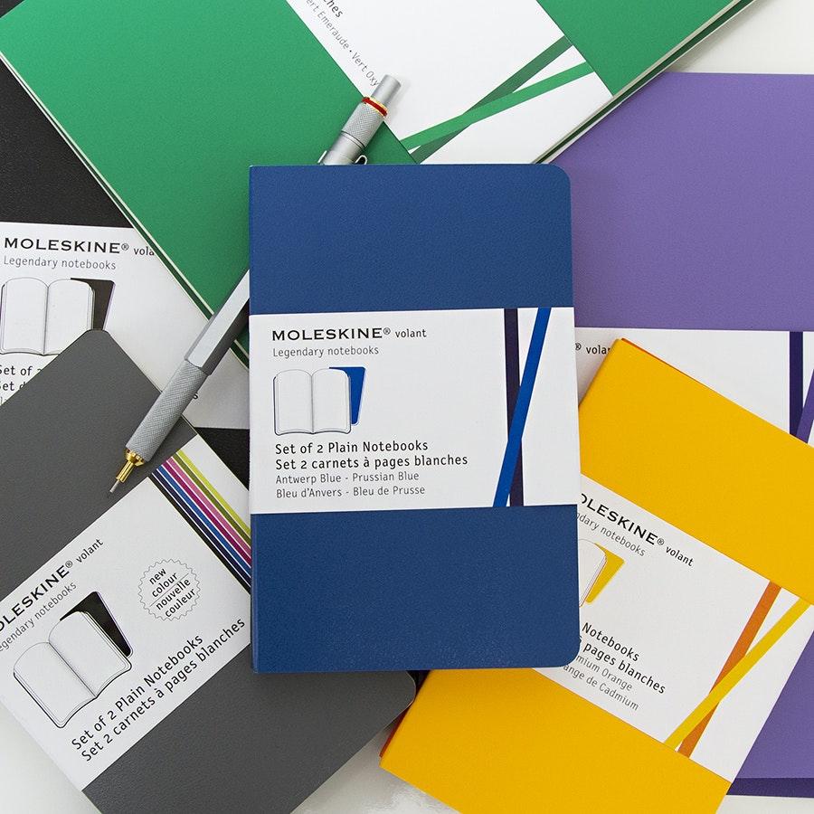 Moleskine Volant Notebook (8-pack)
