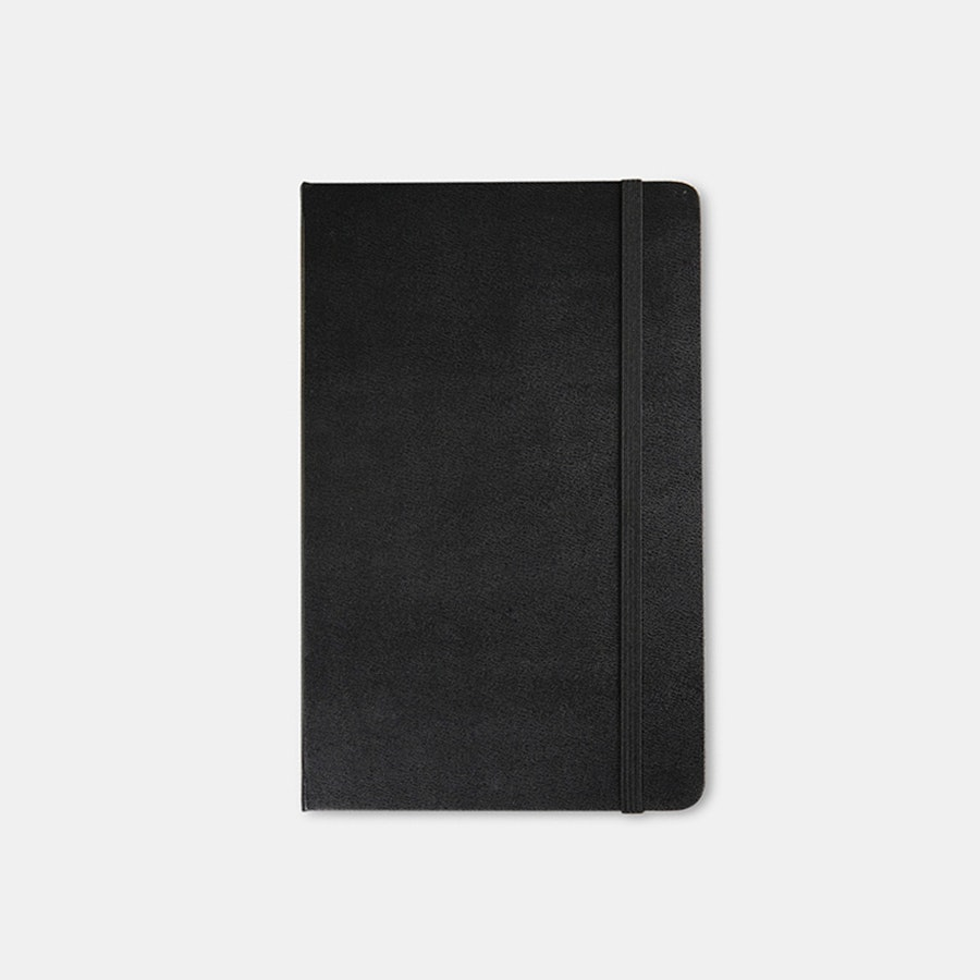 Moleskine Large Notebook (5-Pack)