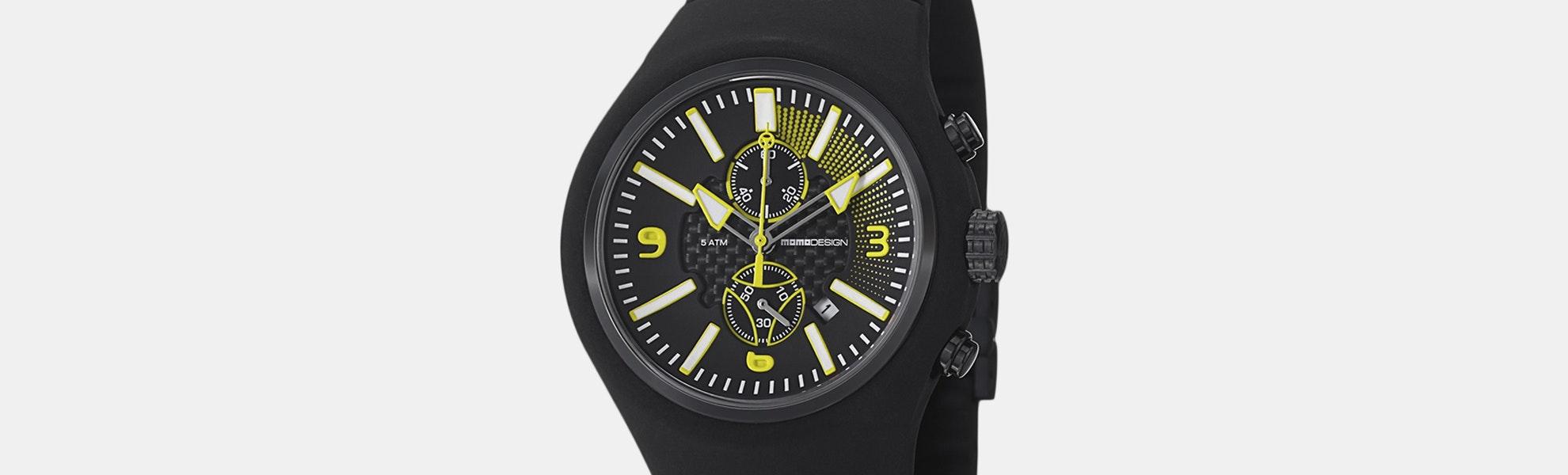 Momo Design Mirage Chronograph Quartz Watch