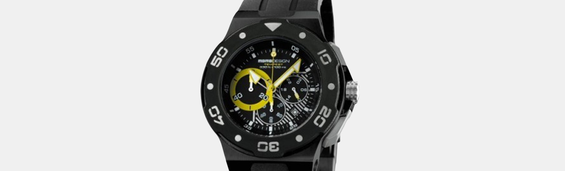 Momo Design Tempest Chronograph Quartz Watch