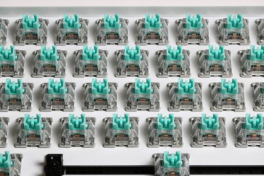 MOMOKA Frog Mechanical Switches