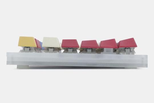 MOMOKA Matsuri Dye-Subbed PBT Keycap Set