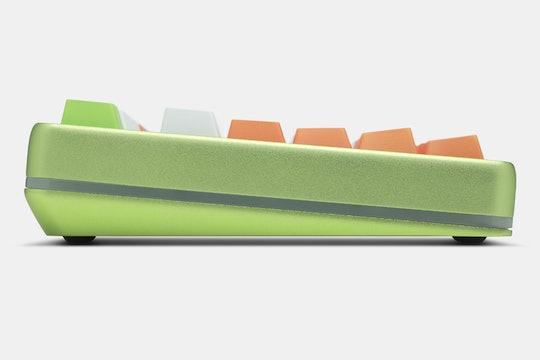 MOMOKA Sugar Orange Dye-Subbed PBT Keycap Set
