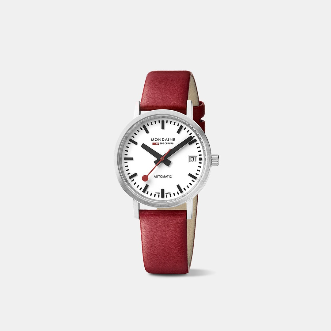 Mondaine Classic Automatic Ladies' Watch