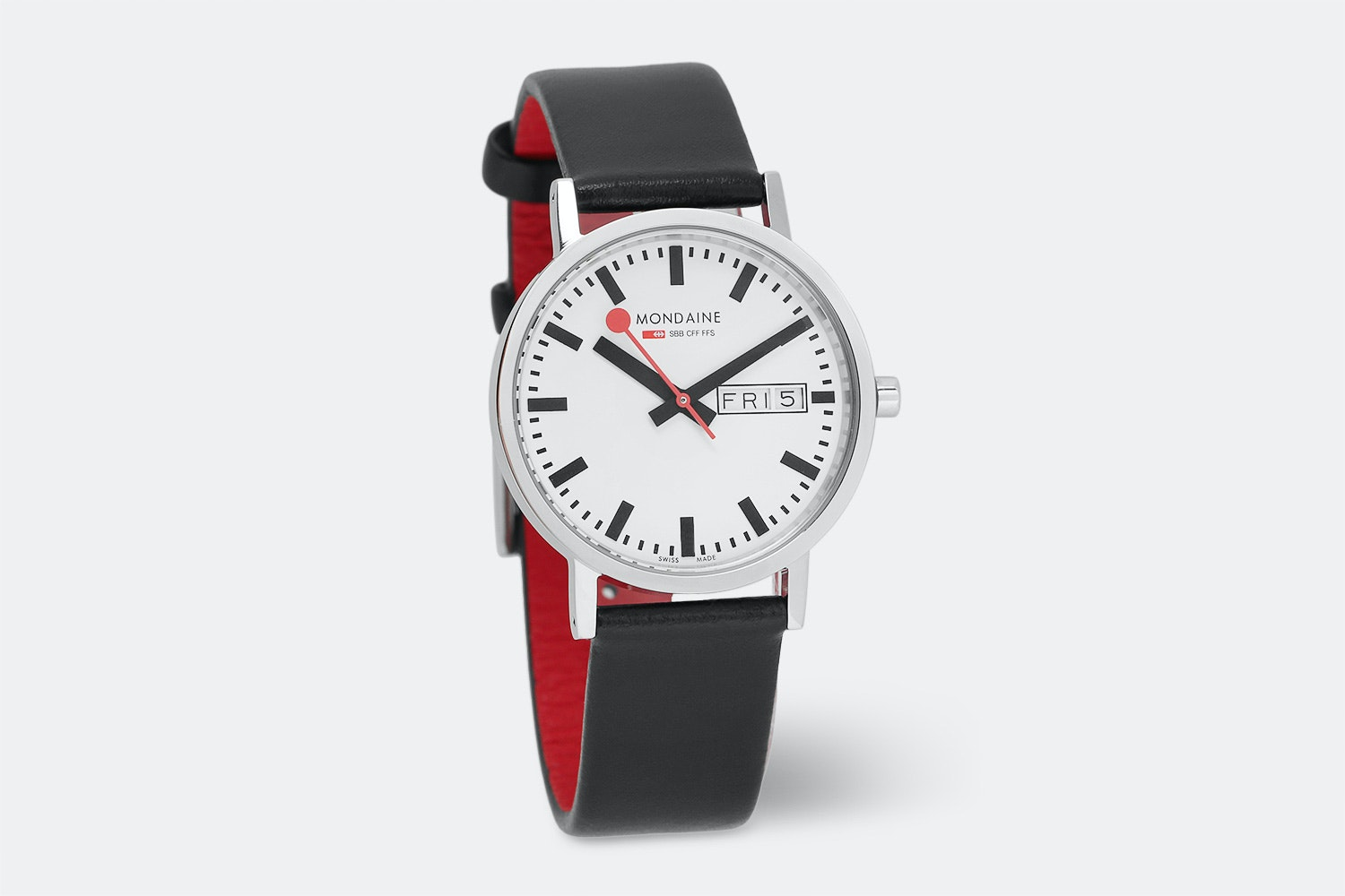 Mondaine Classic Quartz Watch
