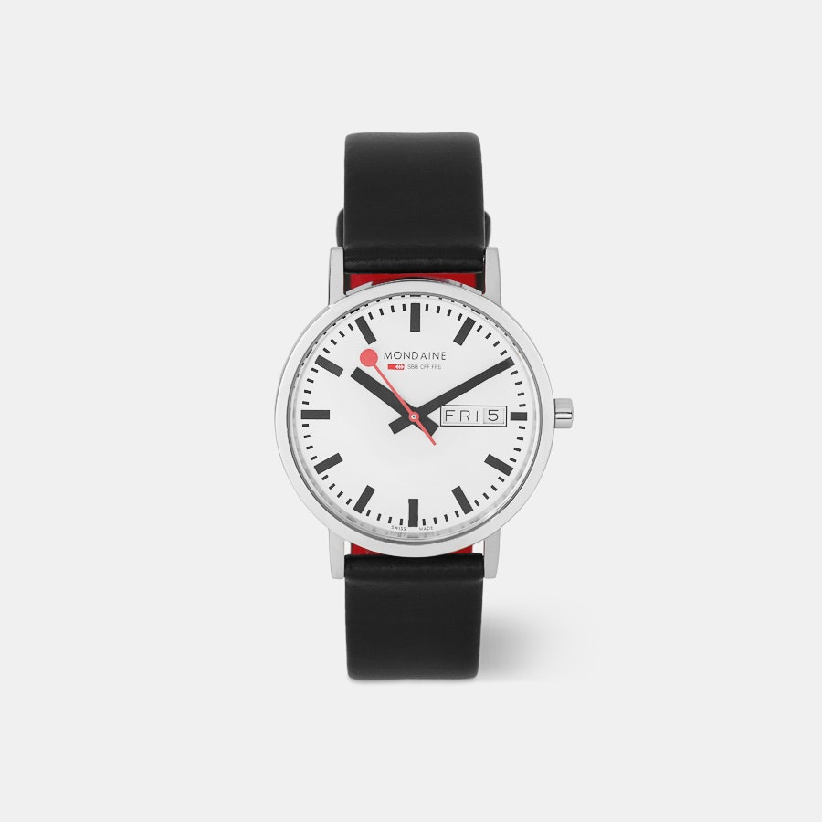 Mondaine Classic Quartz Watch
