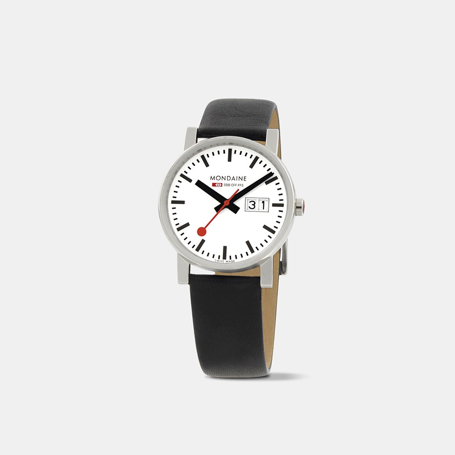 Mondaine EVO Big Date Quartz Watch