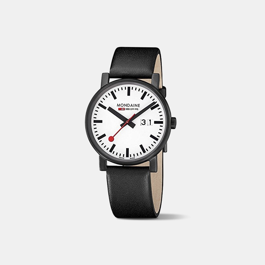 Mondaine Evo Big Quartz Watch