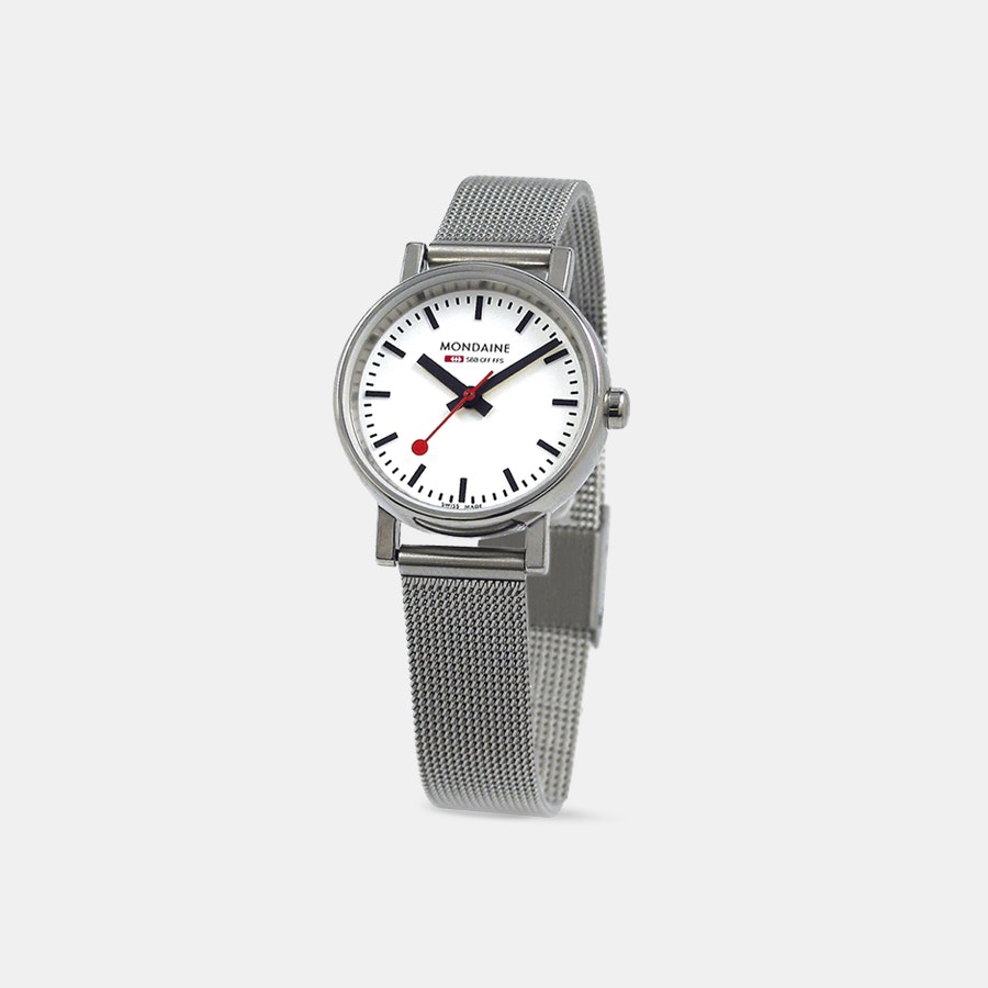 Mondaine EVO Petite Quartz Ladies' Watch