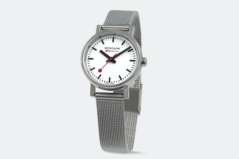 A658.30301.11SBV – White Dial, Stainless Steel Bracelet