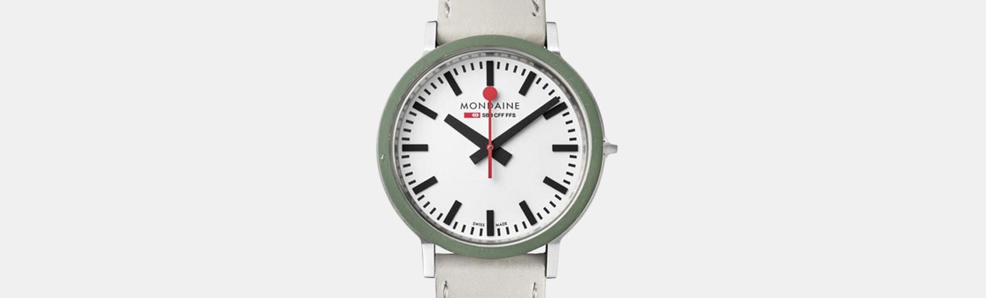 Mondaine Gottardo 2016 Quartz Watch