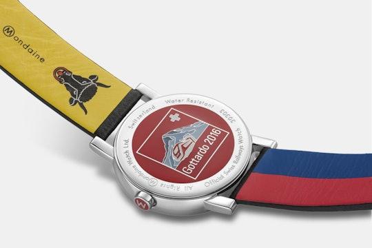 Mondaine Nord Sud Quartz Watch