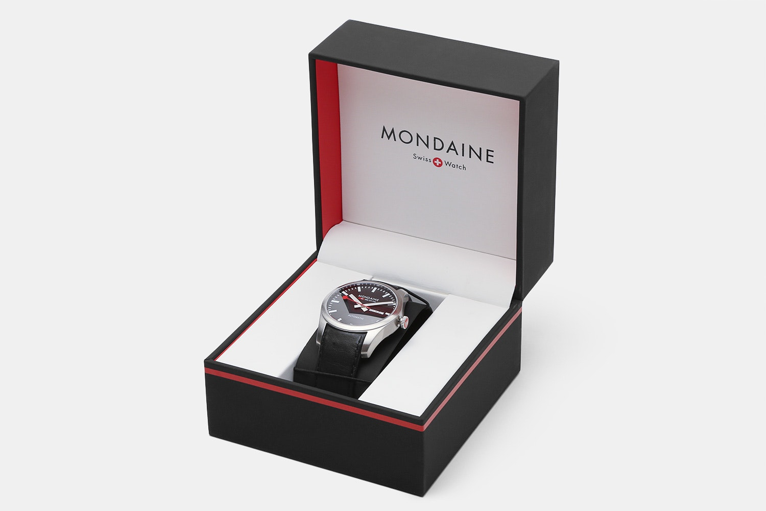 Mondaine Retro Automatic Watch