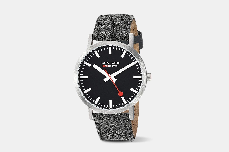 Mondaine SBB Classic Quartz Watch