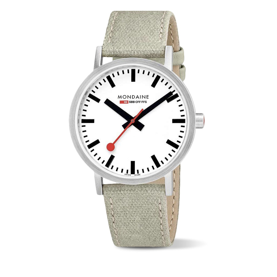 Mondaine SBB Classic Quartz Watch