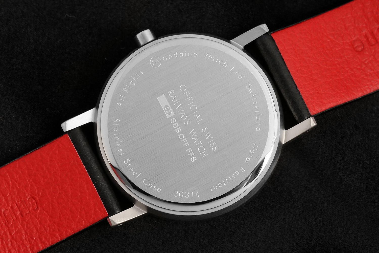 Mondaine Classic SSB Quartz Watch
