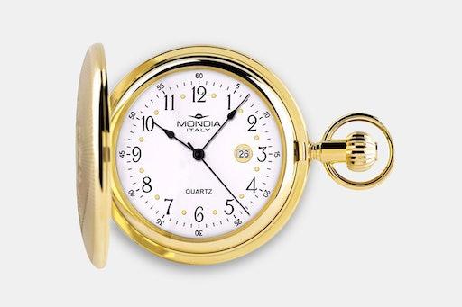 Mondia Quartz Pocket Watch