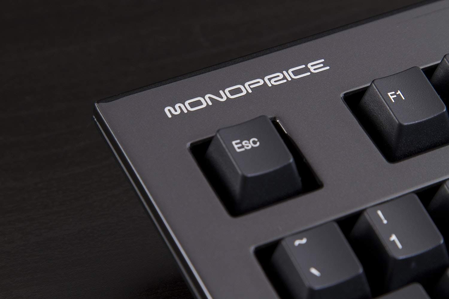 Monoprice Cherry MX Blue Keyboard