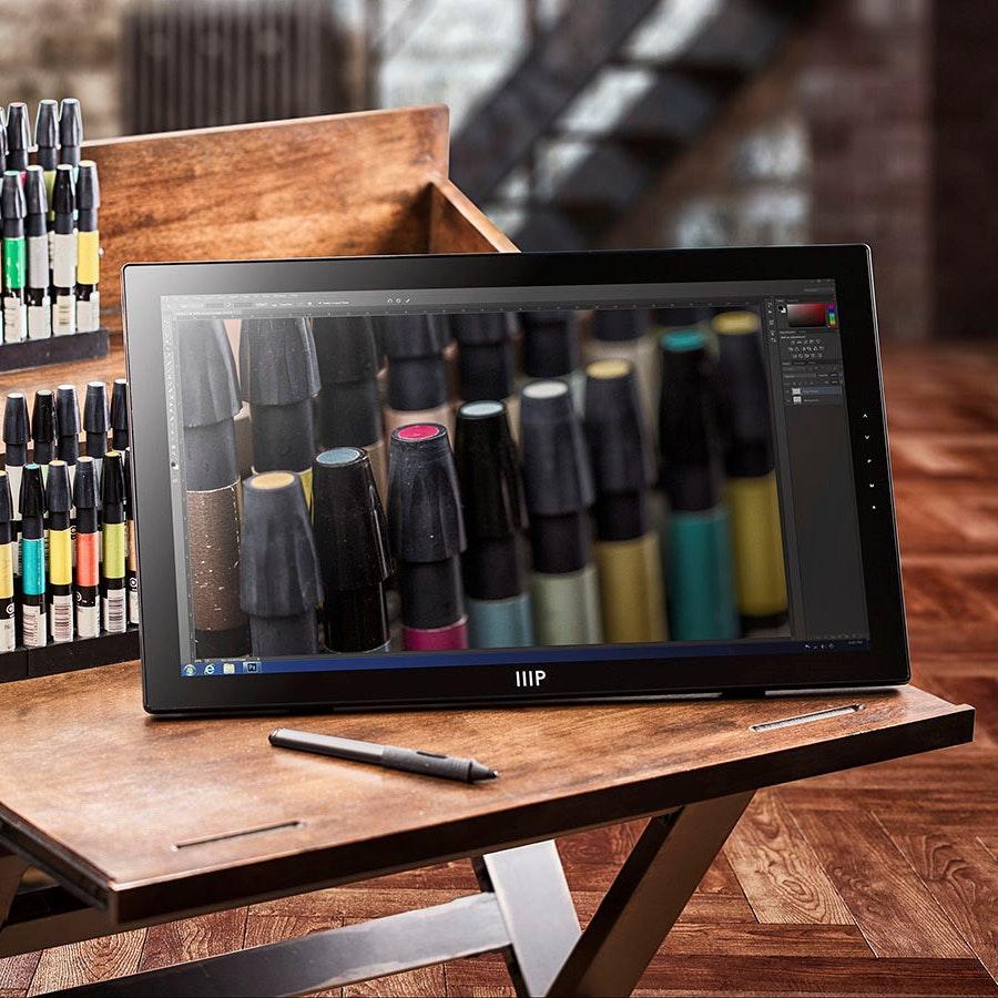 Monoprice 22-Inch 1080p Pen Display Tablet