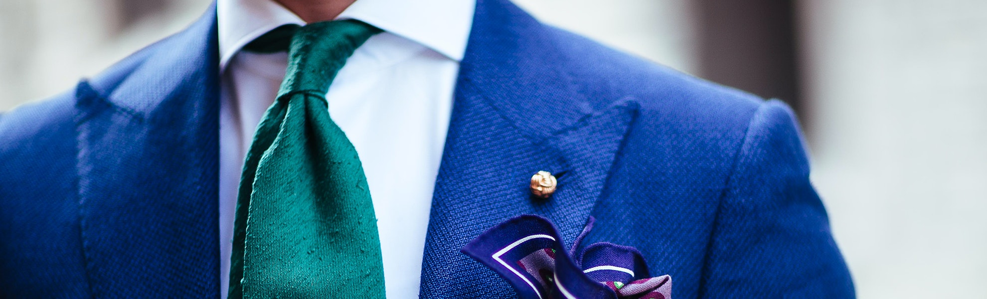 Monsieur Fox Summer Ties