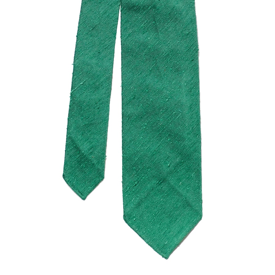 Silk Shantung - Green