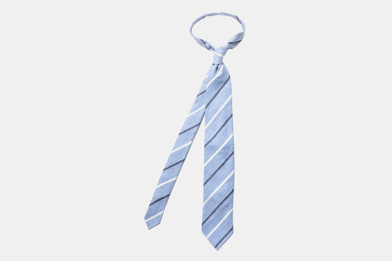 Cashmere Stripes - Light Blue