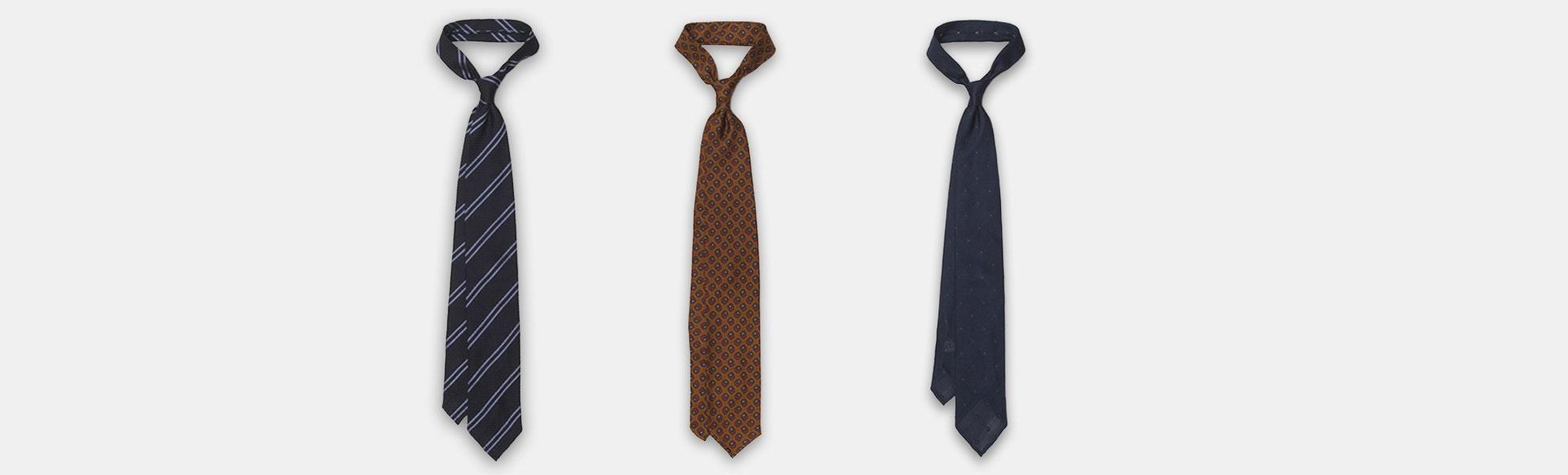 Monsieur Fox Ties