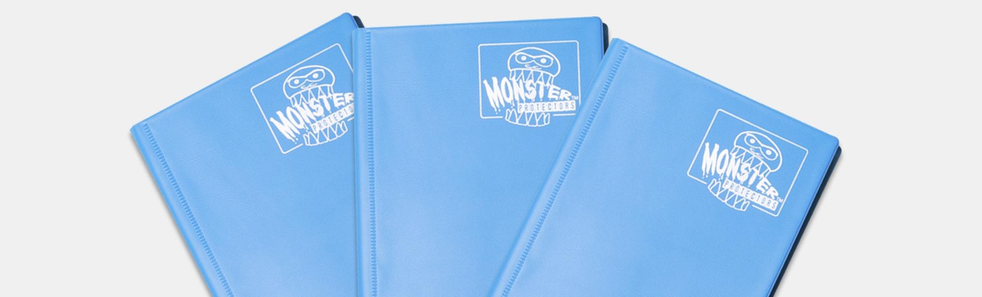 Monster Matte 4-Pocket Binder (3-Pack)