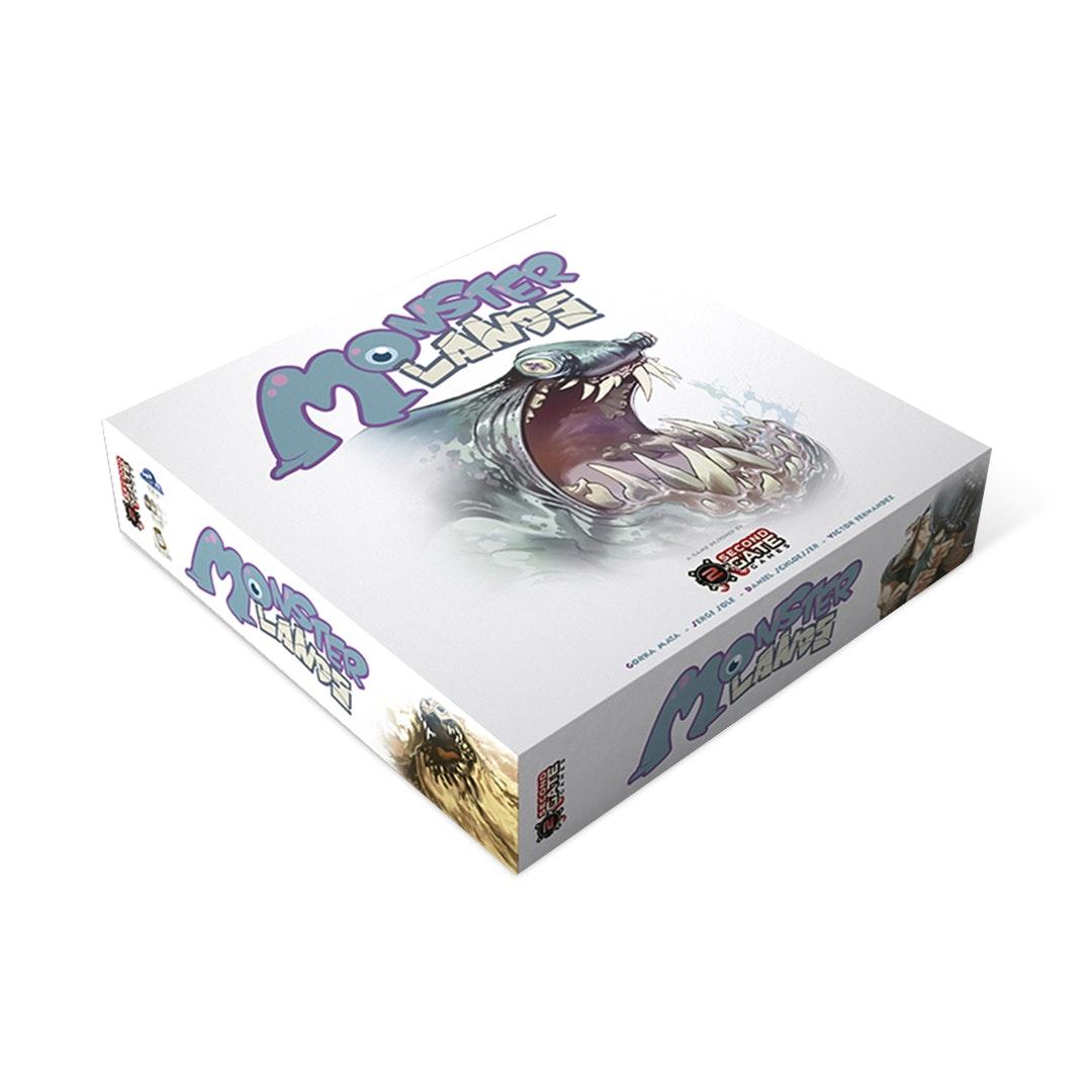 Monster Lands Board Game