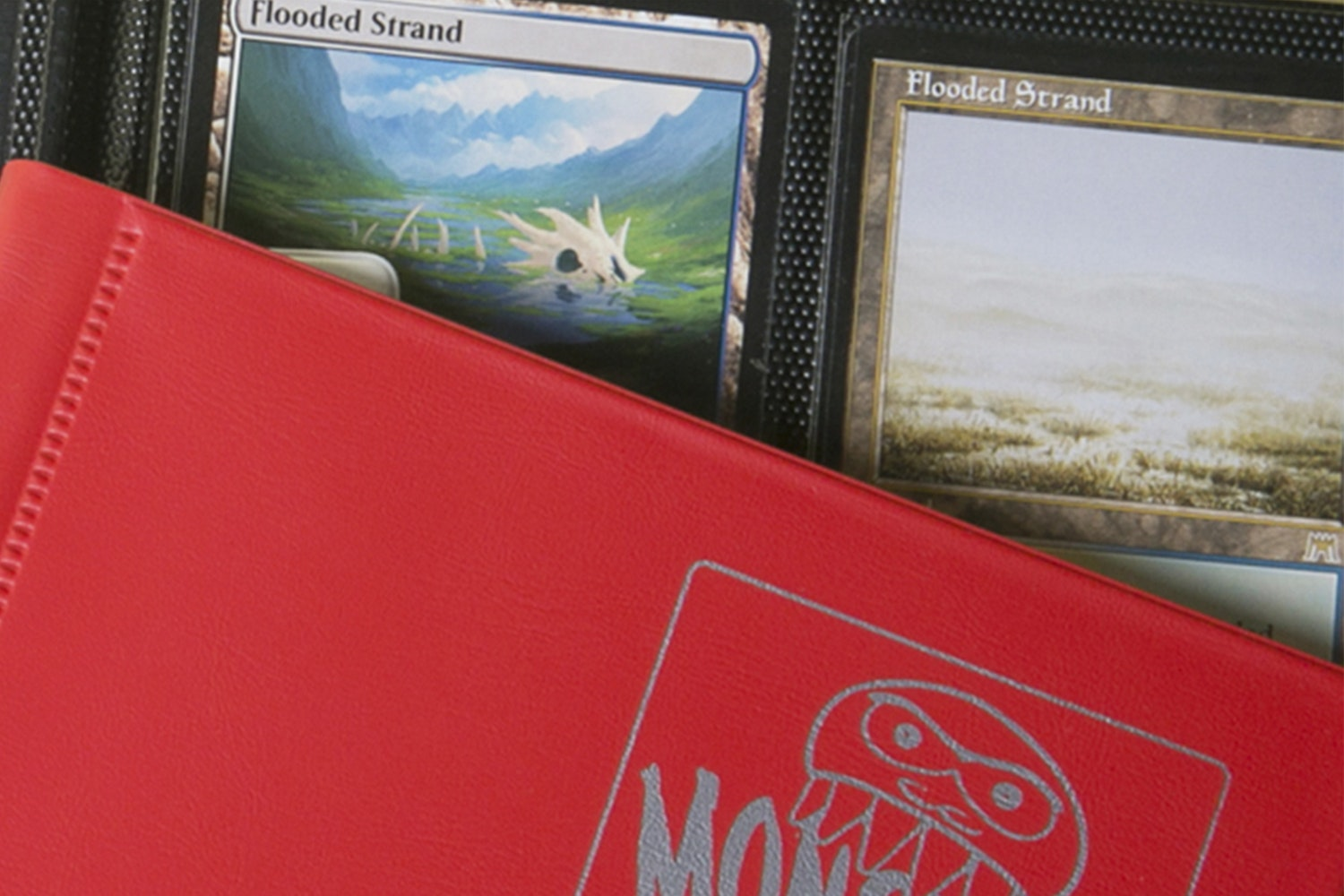 Monster Matte 9-Pocket Binder (3-Pack)
